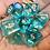 Thumbnail: Beachy Light Blue - 7pc dice set