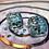 Thumbnail: Frozen Treasure- Set of (2) 12mm d6