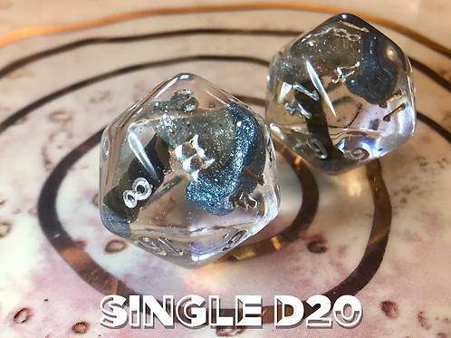Axe- Single d20