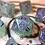 Thumbnail: Swamp Bats - 7 pc thermal color-change dice set