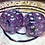 Thumbnail: Purple Big Bats- Jumbo d6 - set of 2