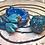 Thumbnail: Sleepy Dice Dragon- blue/copper