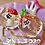 Thumbnail: Amanita Mushroom d20-  Single d20