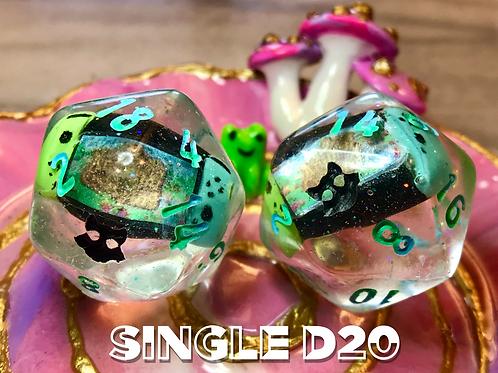 Single d20 - Animal Crossing Switch