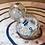 Thumbnail: Glitter Shaker d20 - Plain w/ Starbursts Single d20