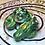 Thumbnail: Green Swirl/gold- Sleepy Dice Dragon