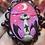 Thumbnail: UFO Alien Abduction Pendant Necklace