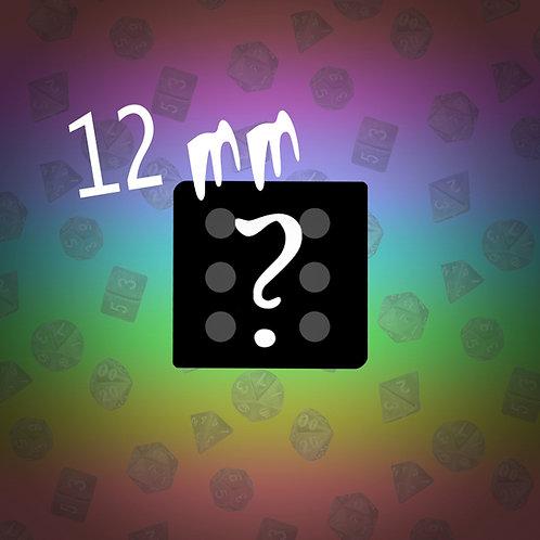 Random 12mm Pip D6