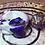 Thumbnail: Sleepy Dice Dragon- white/purple