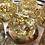 Thumbnail: Gold Foil - 7pc dice set