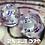 Thumbnail: Ghosty Glitter- Single d20