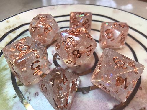 Sanctuary - 7pc dice set