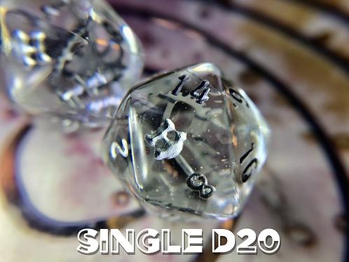 Silver Gear- Single d20
