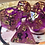 Thumbnail: Halloween Bats - 7pc dice set