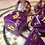 Thumbnail: Royal Purple- 7pc dice set