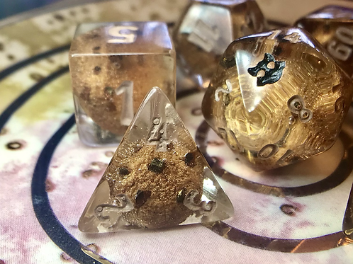Cookies- 7pc dice set