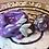 Thumbnail: Sleepy Dice Dragon- purple/white