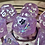 Thumbnail: Iridescent Lavender - 7pc dice set