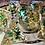 Thumbnail: Shamrock and Gold- 7pc dice set