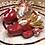 Thumbnail: Sleepy Dice Dragon- red/white/gold Amanita