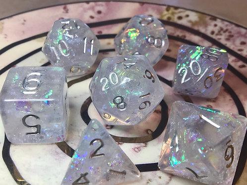 Moon Magic - 7pc dice set
