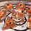 Thumbnail: Pumpkin Patch - 7pc Dice Set
