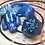 Thumbnail: Blue Swirls/blue -Sleepy Dice Dragon