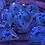 Thumbnail: Ghosty(white ink) - 10 pc dice set