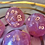 Thumbnail: Peachy Pink - 7pc dice set