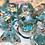 Thumbnail: Frozen Treasure- 10pc Dice Set