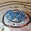 Thumbnail: Blue Starbursts- Set of (2) 12mm d6