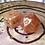 Thumbnail: Orange/Pink with Gold Foil- 10 pc dice set