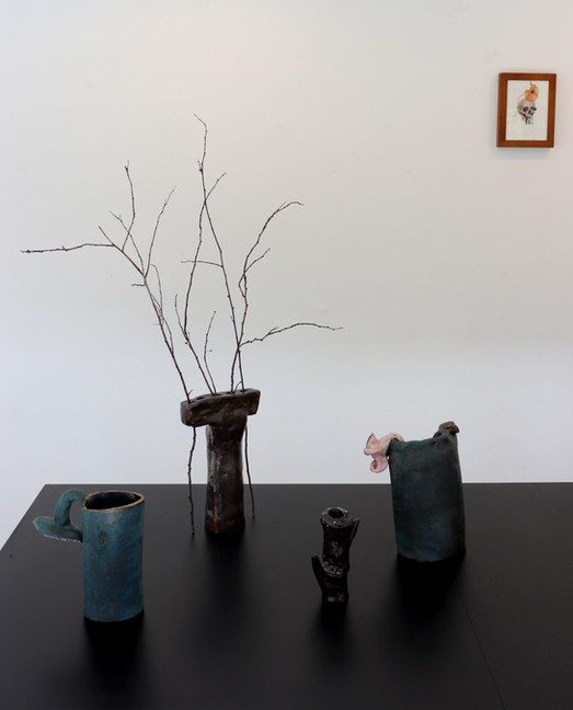 "Vue exposition ""Ars longa, vita brevis"", 2019"