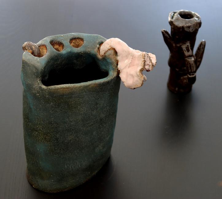 Vases  Sans titre, Vase Bourgeon2019