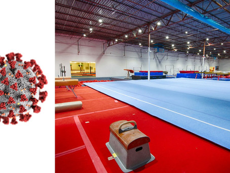 The Impact of COVID-19 on Gymnastics Centers,