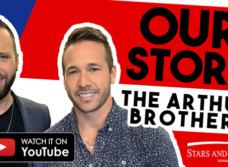 Our Story | Austin and Zander Arthur