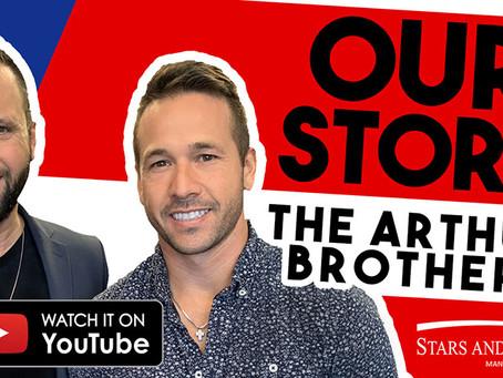 Our Story | Austin and Zander Arthur