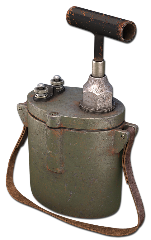 WWII PM-2 Demolition Box | Ben Tate | BrokenVerts.com