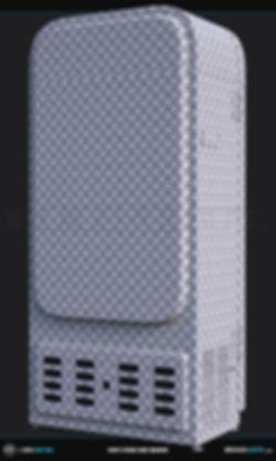 1950s Vendo Coke Vending Machine 3ds Max UVs Unwrap | Ben Tate | 3ds Max V-Ray Photoshop |3d CG VFX