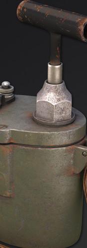 WWII PM-2 Demo Machine (2015)