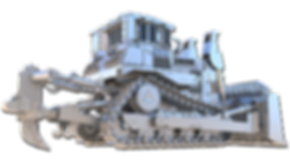 Ben Tate D9R Armored Bulldozer 3d Model | 3ds Max V-Ray | 3d CG VFX
