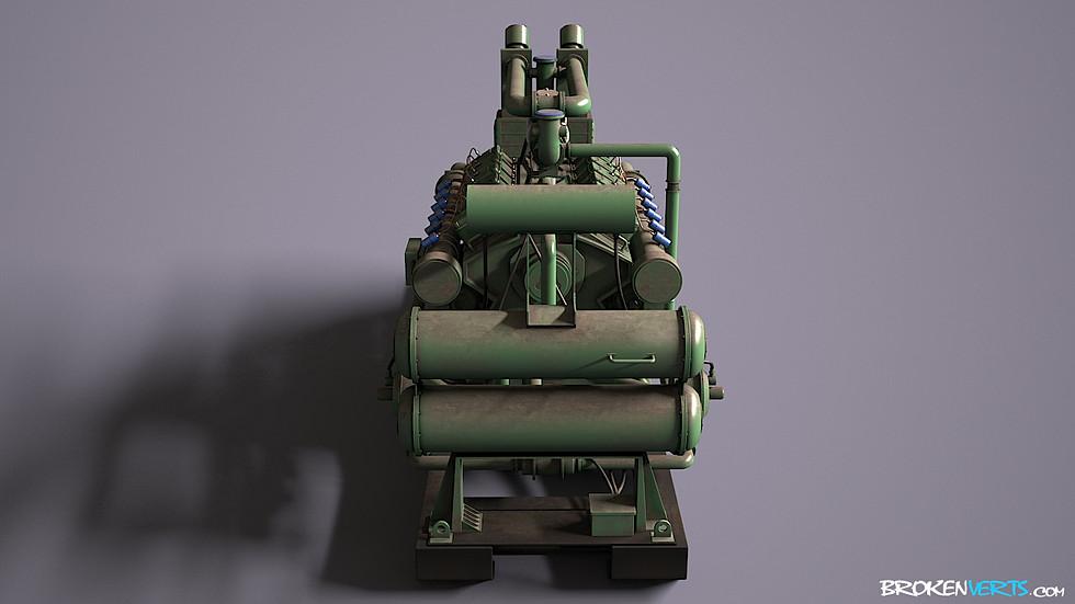 Model Turntable
