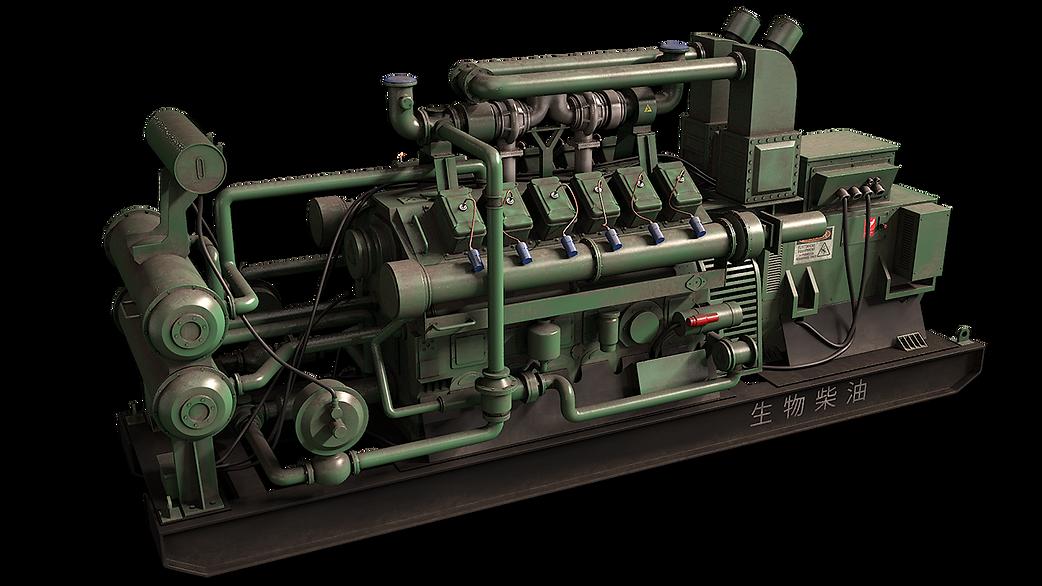 Bio-Diesel Generator | Ben Tate | BrokenVerts.com