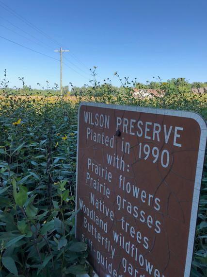 Wilson Nature Preserve