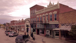 Traer Main Street NIght
