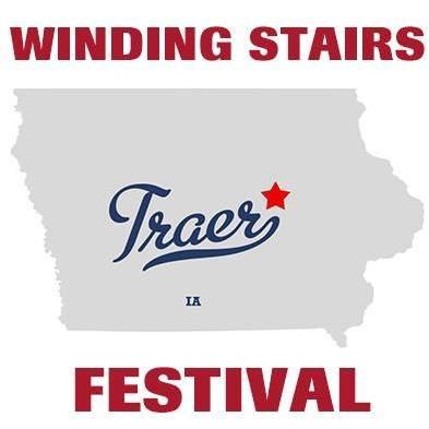 Winding Stairs Festival Logo