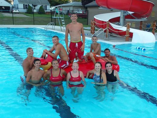 Traer Swimming Pool