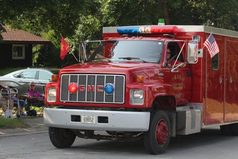 Traer Fire Department