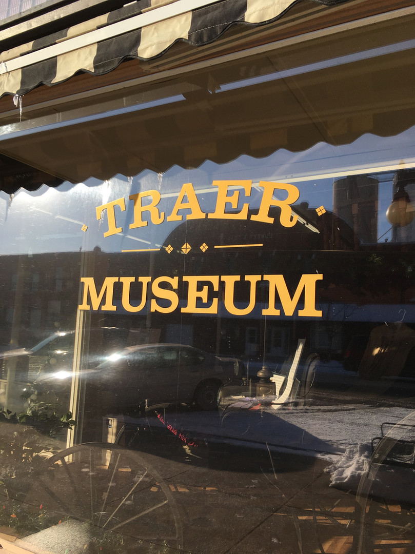 Traer Historical Museum