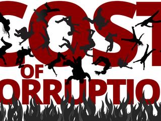 Moral corruption of soul